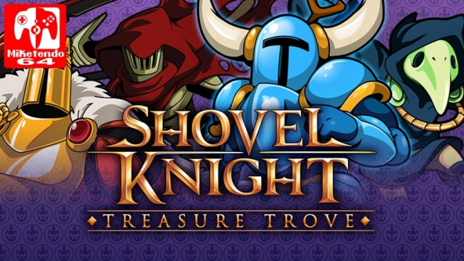 Full Patch Notes on the Shovel Knight: Treasure Trove & Specter of Torment 3.0A Update for Switch