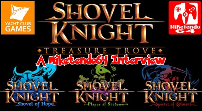 [Interview] Talking Shovel Knight Retail, Cameos and amiibo with Yacht Club Games