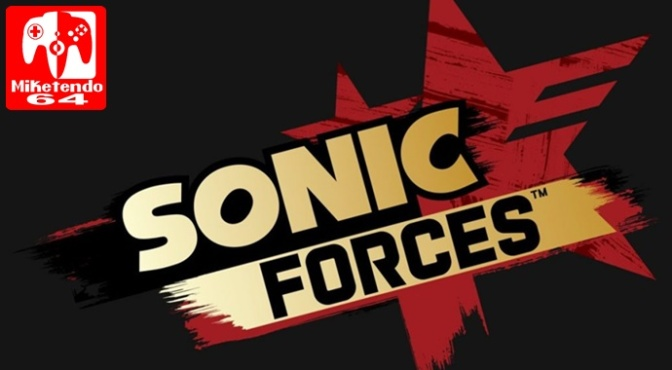 [Video] 41 Seconds of Official Sonic Forces Gameplay Footage