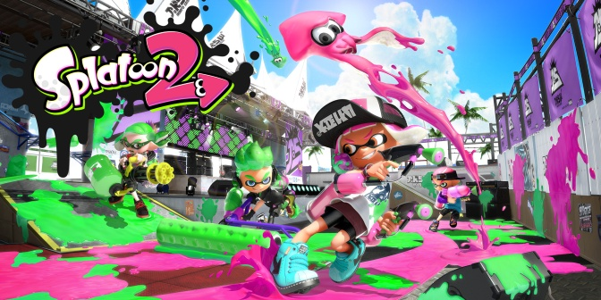 Rerolling Gear Abilities Returns in Splatoon 2