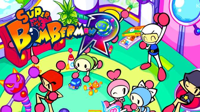 Konami Confirms Free DLC for Super Bomberman R
