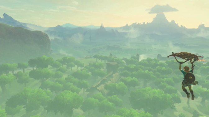 The Weekly Wizard: Issue #8: Morning Breath (of the Wild)
