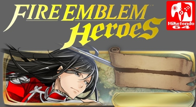 (Fire Emblem Heroes) Navarre To Be The Next Grand Hero Battle
