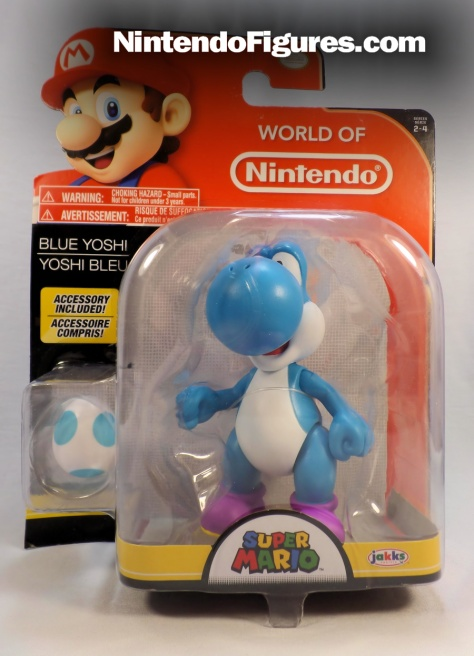 world of nintendo blue yoshi box