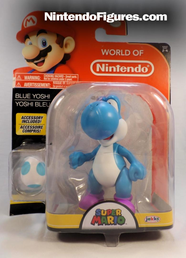world of nintendo blue yoshi box