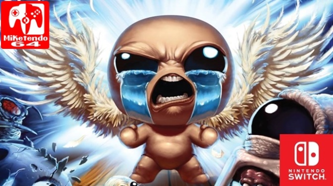 [Europe] The Binding of Isaac: Afterbirth+ Now Makes its Way to Switch on September 14th