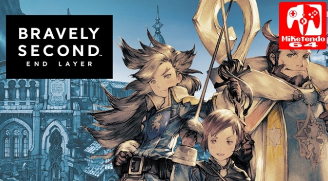 [Sales] Bravely Second: End Layer Has Sold Over 700K Copies Worldwide