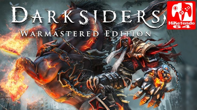 Darksiders: Warmastered Still Coming For Wii U, Worldwide Release Set For May 23rd