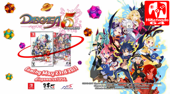 An Introduction to the Supporting Cast of Disgaea 5 Complete