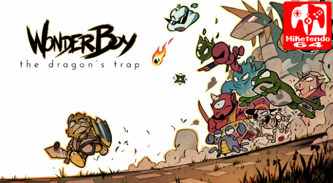 Wonder Boy: The Dragon's Trap Arrives on Switch!