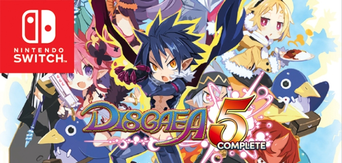 [Video] Get Hyped for Disgaea 5 Complete with the All-New Game Overview Trailer
