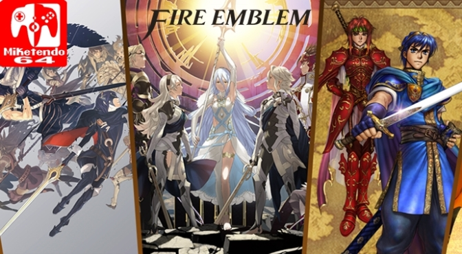 An Epic Fire Emblem Sale Begins (In Europe)