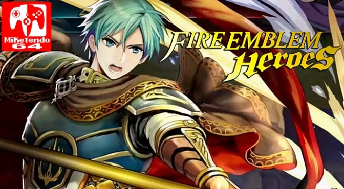 [Update] Fire Emblem Heroes Will Never be the Same again thanks to its new Version 1.2.0 Update
