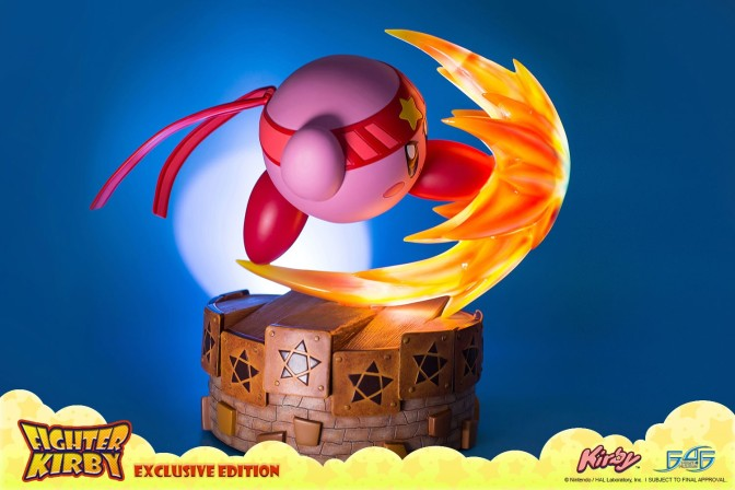 Fighter Kirby Statue Preorder Up!