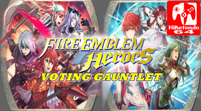 [Gallery] Know Your Voting Gauntlet Fire Emblem Heroes! (Wyvern Riders & Pegasus Knights