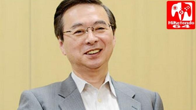 Representative Director Genyo Takeda Retiring From Nintendo