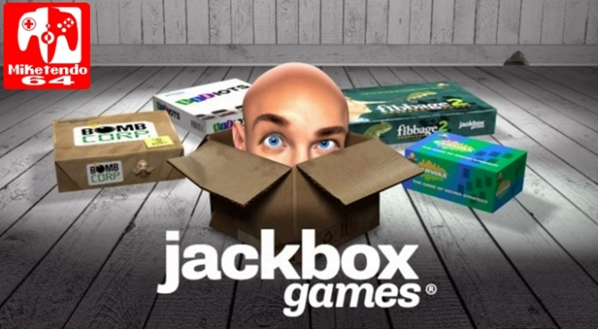 Jackbox Games Announce The Jackbox Party Pack 4!