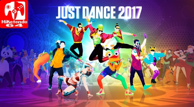 Just Dance 2017 Demo is now Available From the European Switch eShop