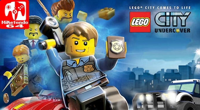 [Update] LEGO City Undercover for Switch Gets a Day 1 Update