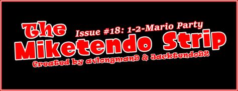 Miketendo Strip Banner #18