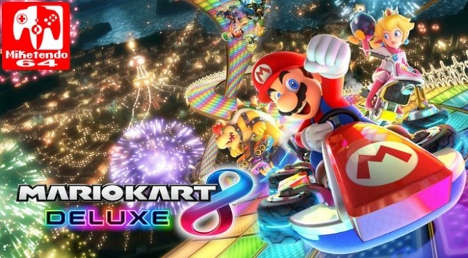 [Review] Just One More Lap with Mario Kart 8 Deluxe
