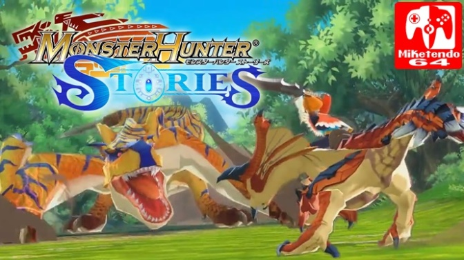 Monster Hunter Stories Heads West this Fall!