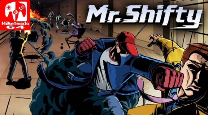 [Review] Teleporting into Danger with Mr. Shifty