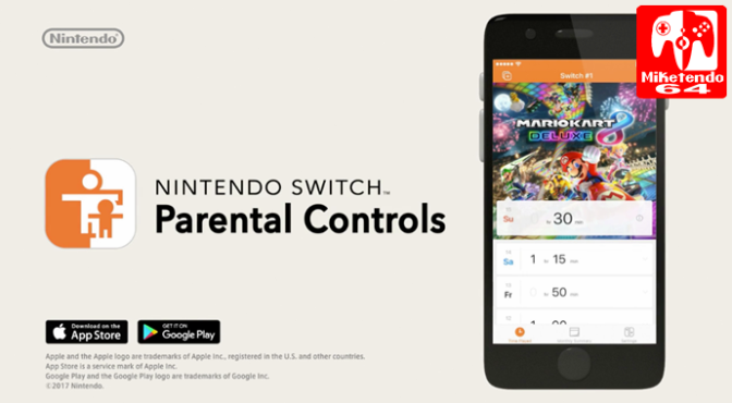 The First Monthly Summary is Now Viewable with the Nintendo Switch Parental Controls app