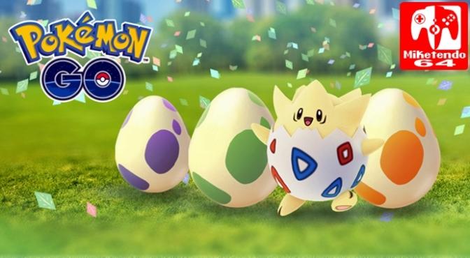 [Event] Pokémon GO's Eggstravaganza Event Begins