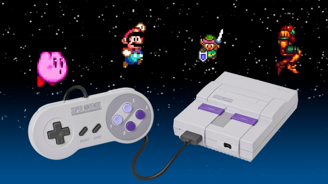 """""""SNES Classic Edition reportedly coming soon and 30 games we want to see!"""""""
