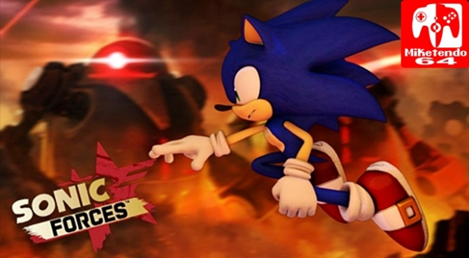 Sonic Mania is for the Fans but Sonic Forces is for Everyone!