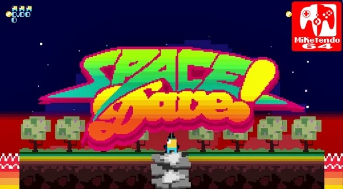 [Announcement] Choice Provisions Announce Space Dave! for Nintendo Switch
