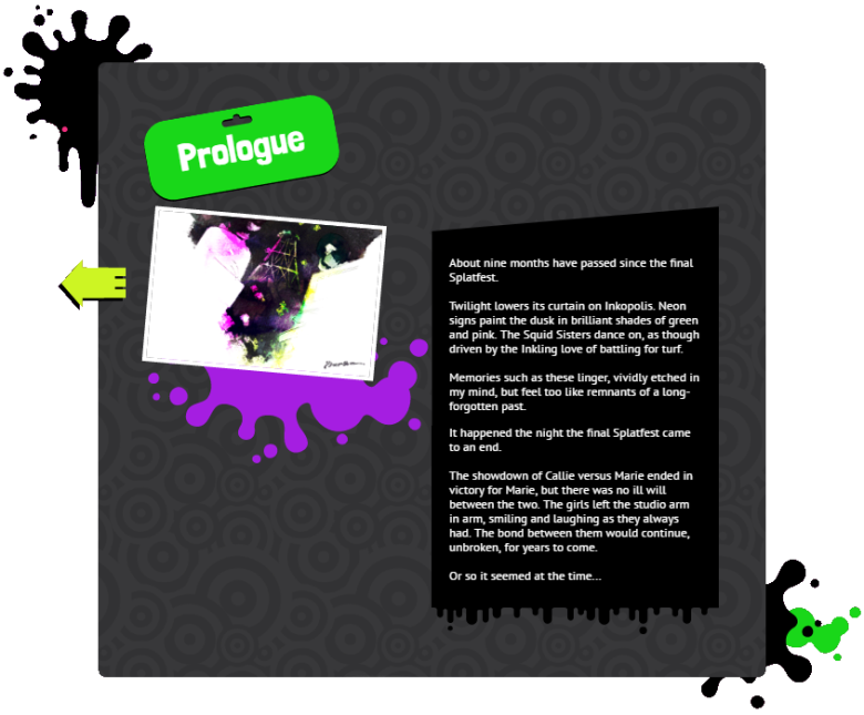 Squid Sisters Report