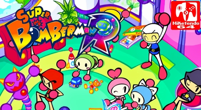 [Patch Notes] Super Bomberman R Version 2.0.0 (Grand Prix and More)