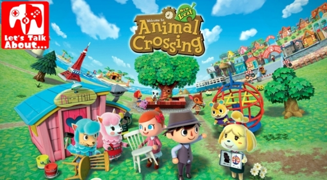 Let's Talk About… Animal Crossing (The Smartphone Game the Fans Want!)