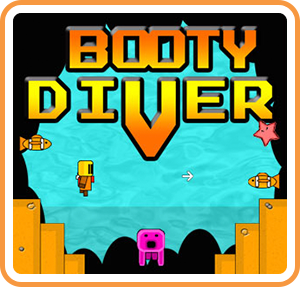 Booty Diver (Wii U) Review