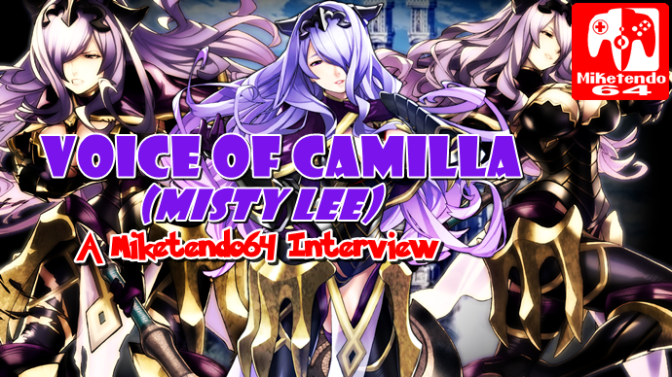 [Interview] The Voice of Camilla (Misty Lee)