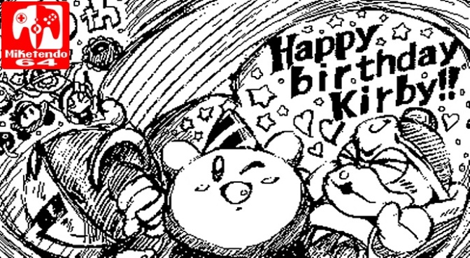 Kirby Devs Post Thank You Messages On Miiverse (And A Cheat Code For Team Kirby Clash Deluxe)