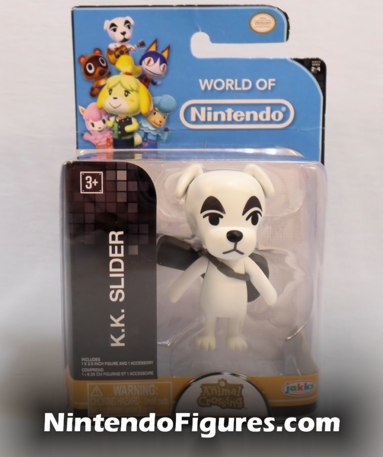 "K.K. Slider World of NIntendo 2.5"" Inch Box"