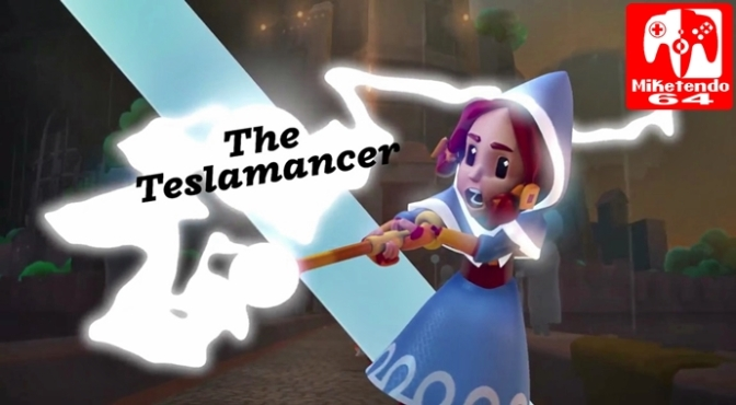 """[Video] Lumina the Teslamancer """"Shows her Moves!"""" (World to the West)"""