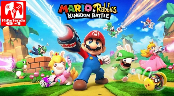 Ubisoft Presents: An Interview with Mario + Rabbids Kingdom Battle's Rabbid Peach