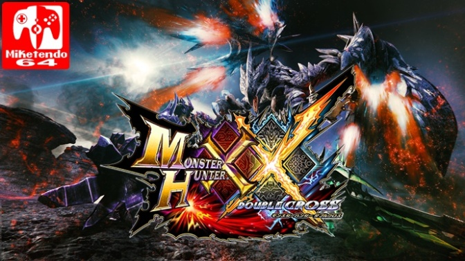 [Video] Monster Hunter XX Trial JP Nintendo Switch Gameplay