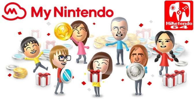 [Europe] My Nintendo Rewards Brings Pikmin Themes & Picross-E discounts