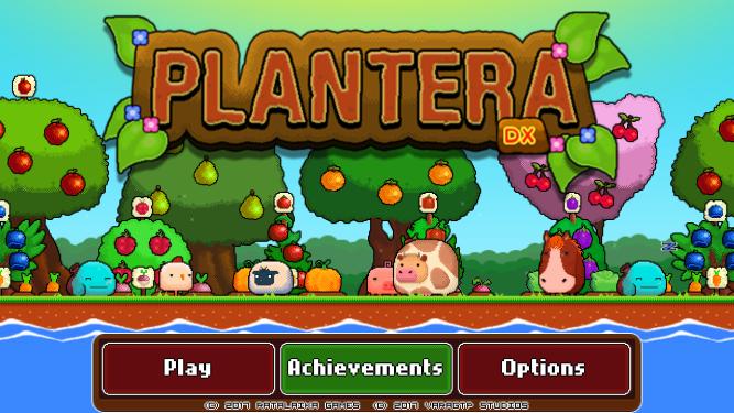 Plantera DX 1