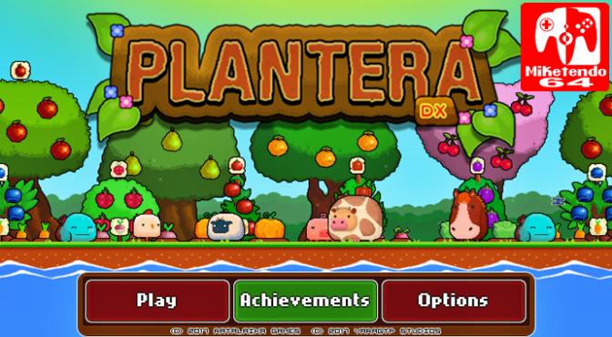 [Review] Plantera DX (Nintendo Switch)