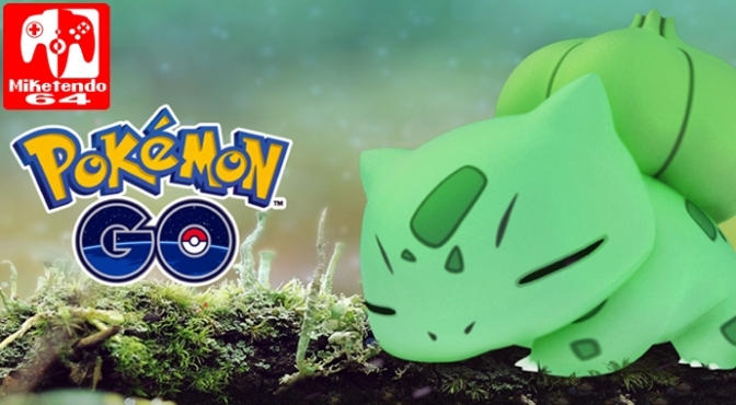 [Event] The Grass-Types are Taking Over (a Pokémon GO Event)