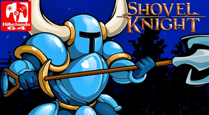 [Gallery] The Miketendo64 Shovel Knight: Official Design Works Preview Gallery