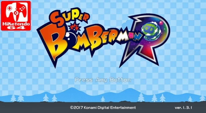 [Update] Super Bomberman R's Maintenance Patch Focused Update 1.3.1 is Available Now for Download