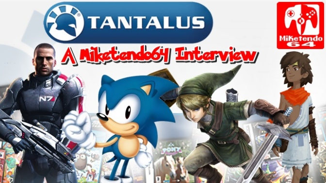 [Interview] Bringing Greatness to the Wii U and the Nintendo Switch (Tantalus Media)