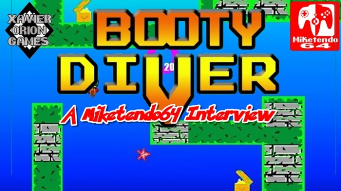 [Interview] The No Longer Untold Booty Diver for Wii U Story!